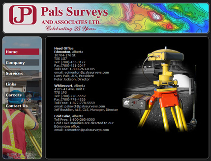 Pals Surveys and Associates Ltd company